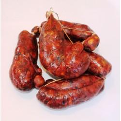 Chorizos Cebolleros